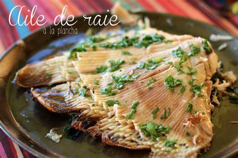 comment cuisiner une aile de raie aile de raie au citron cookismo recettes saines faciles et inventives