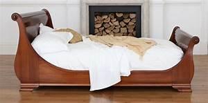 Manoir, Bed