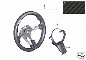 2015 Bmw 320i Steering Wheel  M Performance  Yes