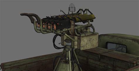 [in Development] M2a2 / 4m Gaz-aaa