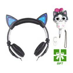 cat ears headphones popular cat ear headphones buy cheap cat ear headphones