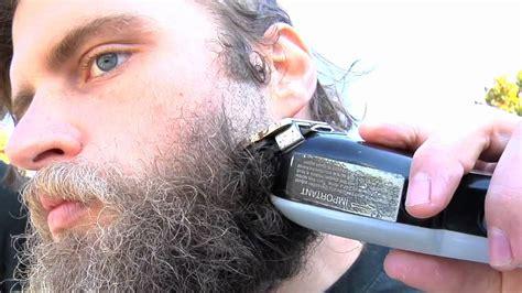beard shaving so beard