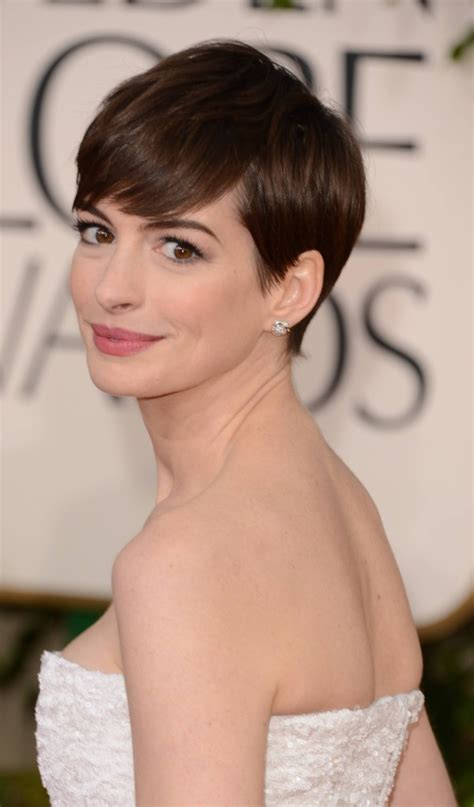 Hathaway Pixie Hairstyle by Hathaway Pixie Cut Hairstyles Inspirationseek