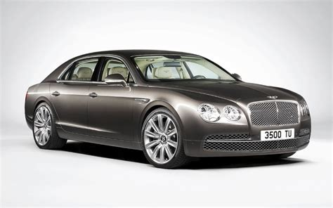 Bentley Flying Spur Picture by Bentley Flying Spur In Pictures Telegraph