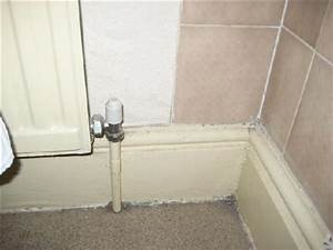 Dirty bathroom skirting board picture of belmont hotel for Skirting board for bathrooms