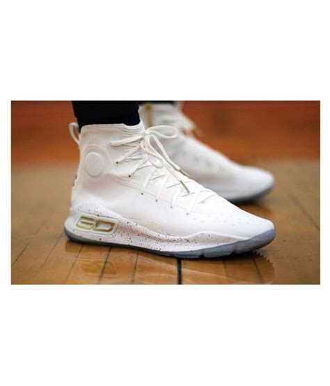 armour curry  white running shoes buy