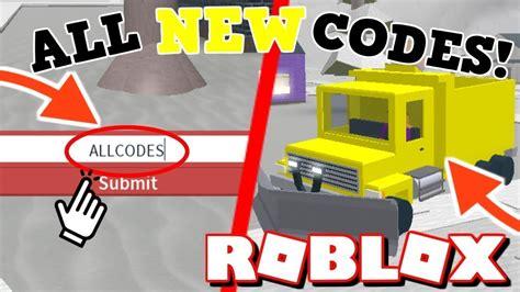 snow shoveling simulator codes lets play roblox