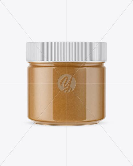 Download mockup provides you great collection of free psd mockup resources. Clear Glass Peanut Butter Jar Mockup in Jar Mockups on ...