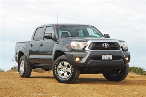 2012 Toyota Tacoma V6 Double Cab TRD Off Road Review