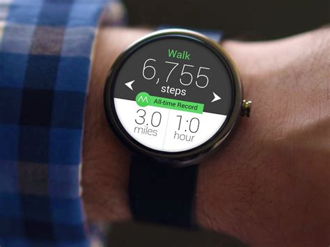 android wear app android wear app by stewart kyasimire dribbble