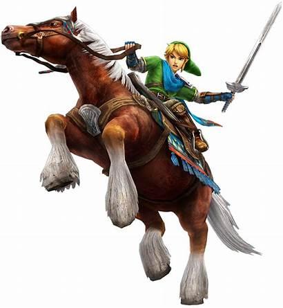 Epona Hyrule Warriors Link Horse Zelda Legend