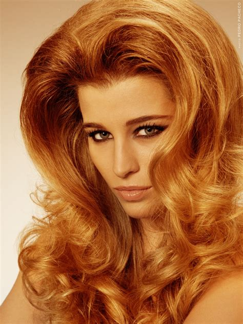 Hair Hairstyles by Catherine Deneuve Hairstyle With Volume And