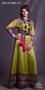 Robe Algérienne 2016 : robe kabyle hafsa 2017 ~ Maxctalentgroup.com Avis de Voitures