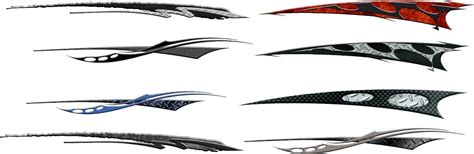 Boat Graphics Decals Kits by Boat Wraps Graphics Decals Kit Wrap