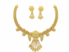 gold necklace designs jewellery in