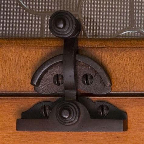 solid bronze antique sash lock bronze patina window hardware hardware