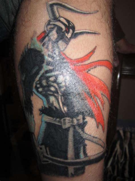 ichigo tattoo