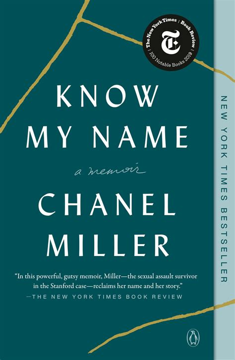 Chanel Miller - Know My Name - Paperback
