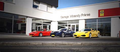 nettoyage interieur voiture luxembourg pr 233 sentation garage winandy freres 50 ans d exp 233 rience dans la marque neudorf