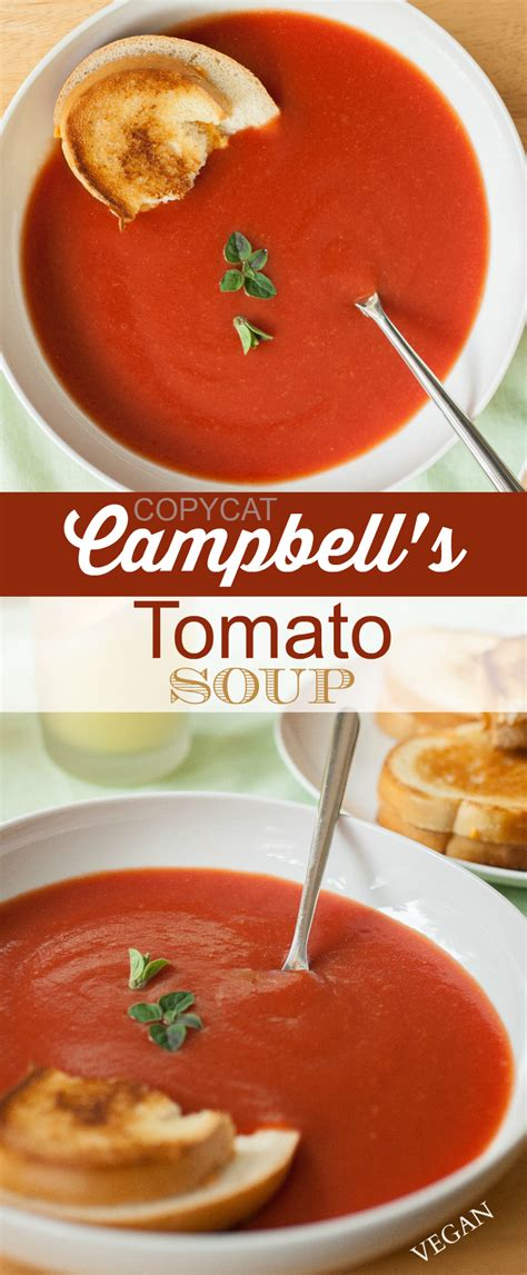 Cbell S Tomato Soup by Cambells Soup Recipes Sante