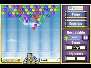 Bubbles Shooter... Free Online Games