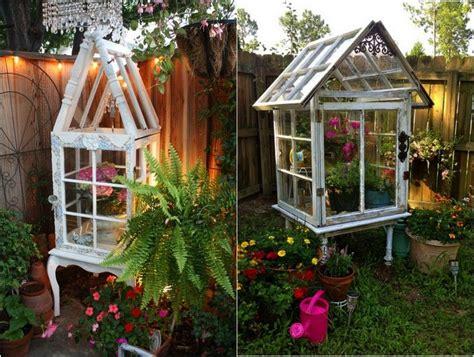 Gewächshaus Aus Fenstern by Vintage Gew 228 Chsh 228 User Aus Alten Fenstern Garten Alte