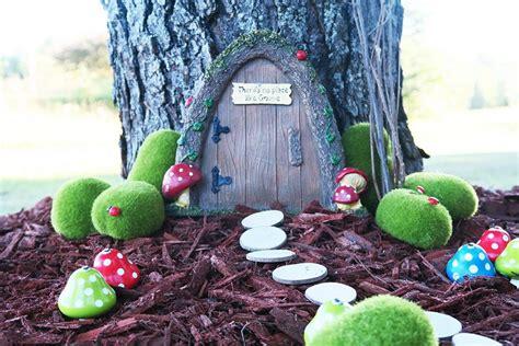 simple diy fairy garden favecraftscom