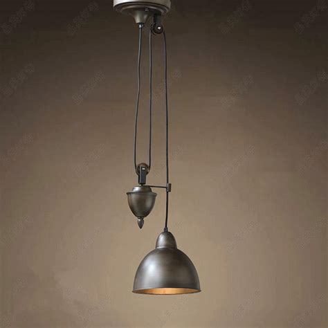 pendant lighting ideas surprising pulley pendant light