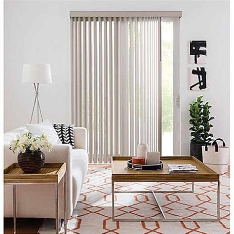 real simple blinds buy real simple 174 vertical 78 inch x 84 inch blind in beige