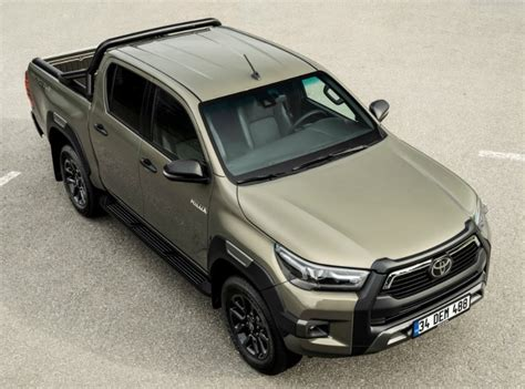2021 Toyota Hilux View from top - AllNew-Toyota