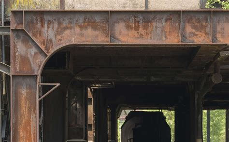 metal beam rusted textures beams texture corroded girder industrial construction brown 8bit