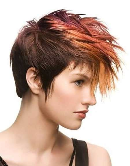 short hair colors short hairstyles 2016 2017 most