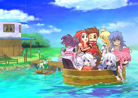 tales of symphonia zelos wilder tales of symphonia tales of symphonia of the new