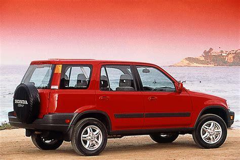 1997 Honda Crv by 1997 01 Honda Cr V Consumer Guide Auto