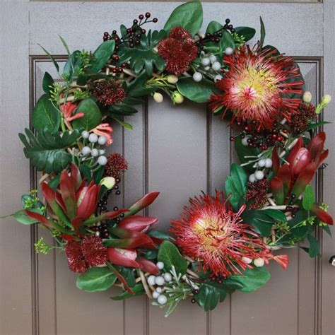 artificial floral wreath christmas wreath wreath