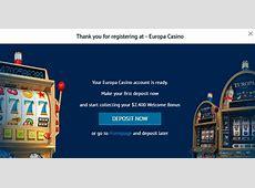 Казино Европа Онлайн Регистрация Игровые Казино Бесплатно