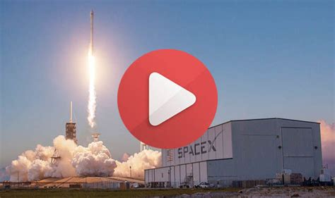 spacex launch  stream  falcon  blast