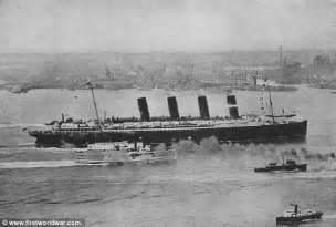 lusitania photos lusitania images ravepad the place