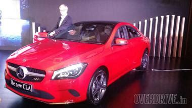 This is sport edition with loud exhaust. 2017 Mercedes-Benz CLA facelift launched in India at Rs 31.40 lakh - Auto News , Firstpost