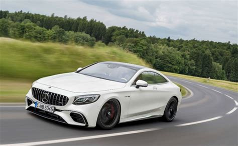 Power recline, height adjustment, cushion extension, fore/aft movement and cushion tilt. 2018 Mercedes-AMG S63 Coupe Launch Highlights: Price, Specifications, Features - CarandBike