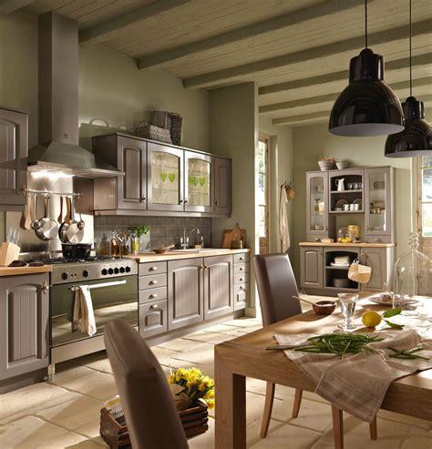 deco maison cuisine deco cuisine maison de cagne