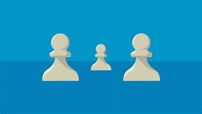 Pawn Backward Chess