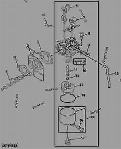 31 John Deere Gator Carburetor Diagram