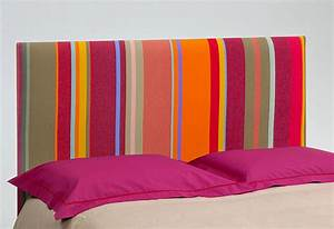 Tete De Lit Tissu : decoration tete de lit en tissu visuel 1 ~ Premium-room.com Idées de Décoration
