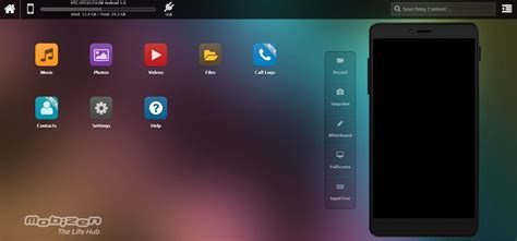 Mobizen-your Android, Anywhere For Amazon Kindle Fire Hd