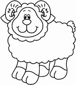 Clip Art Sheep Black And White | Clipart Panda - Free ...