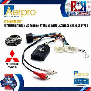 Aerpro Mitsubishi Triton Mq 2015 On Steering Wheel Control