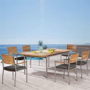 Gartenmöbel Set 8 Personen : dining set murano 8 personen von g rtner p tschke ~ Bigdaddyawards.com Haus und Dekorationen