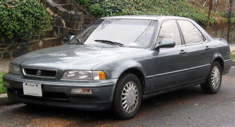 Acura Legend : Ludacris Still Drives Around In A 1993 Acura Legend