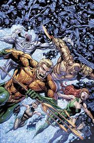 Aquaman Comic Book